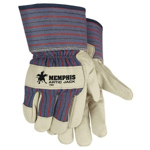 Arctic Jack Insulated Pigskin Work Gloves