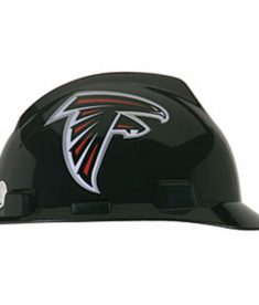 Atlanta Falcons Hard Hat NFL Construction Safety Helmet