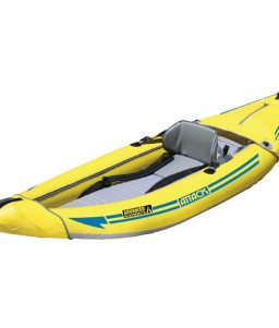 Attack Self Bailing Whitewater Kayak by Advanced Elements