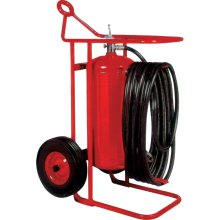 Badger 20684 Wheeled Store Pressure One-Person Operation Fire Extinguisher