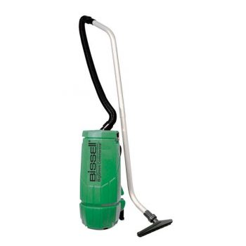 Bissell BigGreen Commercial BGUPRO10 Backpack Vacuum Cleaner