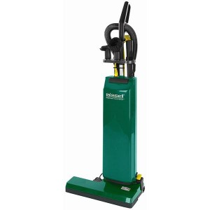 Bissell BigGreen Commercial BGUPRO14T 14-Inch Dual Motor Upright Vacuum Cleaner