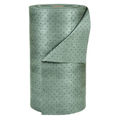 Brady MRO Plus Heavyweight Industrial Absorbent Pads Roll