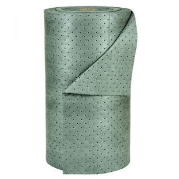 Brady MRO Plus Medium Weight Industrial Absorbent Pads Roll