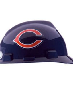 Chicago Bears Licensed Construction Hard Hat