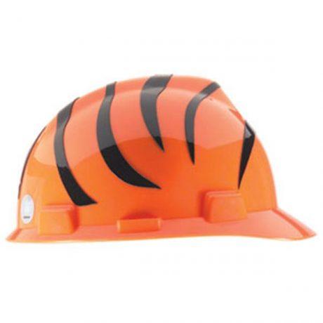 Cincinnati Bengals Hard Hat NFL Football Construction Safety Helmet
