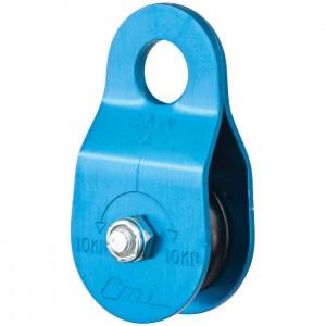 CMI Blue Anodized Aluminum Micro Pulley