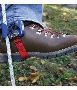 CMI Left Foot Ascender Rope Climbing Class