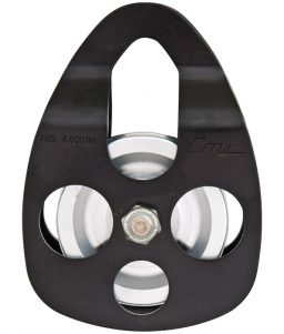 "CMI Original 2 3/8"" Wide-Skirt Pulley with Aluminum Sheave"