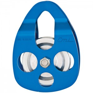 """CMI Original 2 3/8"""" Wide-Skirt Pulley with Aluminum Sheave"""