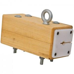 CMI Hardwood Trolley Brake Block