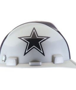 NFL Football Themed Hard Hats