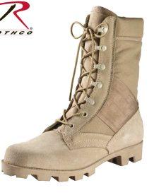 Desert Tan Speedlace Jungle Boots - Rothco