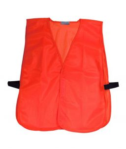 Economy Orange Mesh Safety Vest - General Purpose
