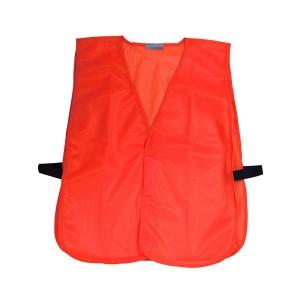 Economy Orange Mesh Safety Vest - General Purpose