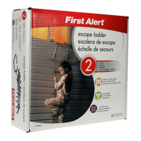 First Alert Two Story Fire Escape Ladder EL52-2