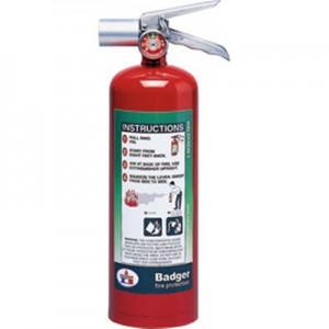 Badger Extra Halotron I 5-Pound Fire Extinguisher