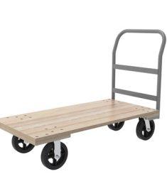 1500 Pound Capacity Hardwood Deck Platform Truck