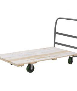 Heavy Duty Hardwood Deck Platform Truck