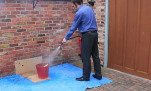 How to Use a Fire Extinguisher Guide