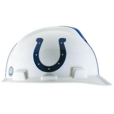 Indianapolis Colts Hard Hat NFL Construction Safety Helmet