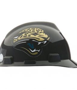 Jacksonville Jaguars Hard Hat NFL Construction Safety Helmet