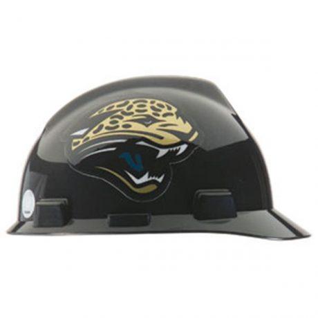 Jacksonville Jaguars Hard Hat NFL Construction Safety Helmet