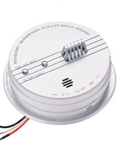Kidde HD135F Heat Alarm Fire Detector