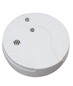 Kidde I9060 Smoke Alarm Temporary Hush Silence Feature