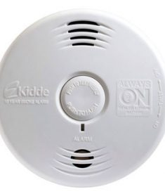 Kidde P3010B Photoelectric Bedroom Smoke Alarm