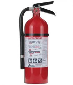 Kidde Pro 210 ABC Class Consumer Fire Extinguisher