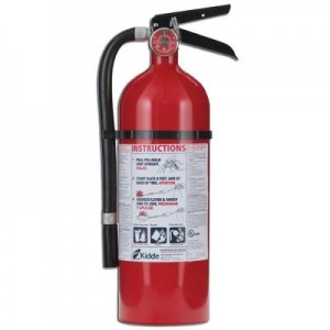 Kidde Pro 210 ABC Class Consumer Fire Extinguisher