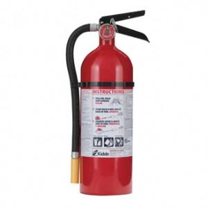 Kidde Pro 340 Consumer Fire Extinguisher - ABC Class, 5-Pound