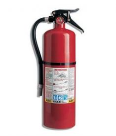 Kidde Pro 460 High Hazard ABC Class Fire Extinguisher
