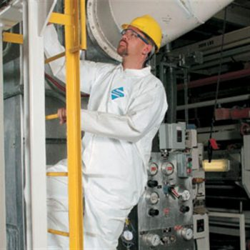 KleenGuard A40 Protective Antistatic Coveralls - NFPA 99 Compliant