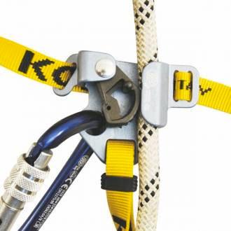 Kong Futura Foot Ascender Rope Clamping System