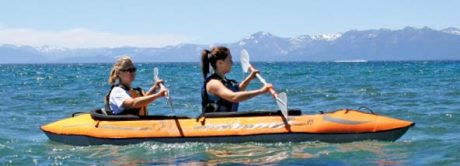 Lagoon 2 Recreational Kayak by Advanced Elements