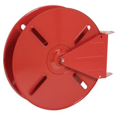 Large Budget Priced Economy Fire Hose Reel Red