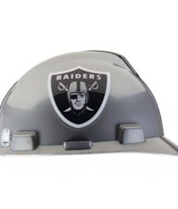 Oakland Raiders Construction Hard Hat