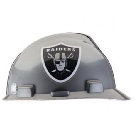 Oakland Raiders Construction Hard Hat