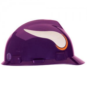Minnesota Vikings NFL Construction Hard Hat