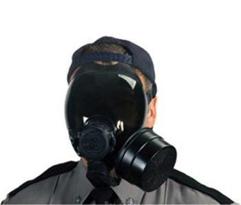 MSA Millenium CBRN Gas Mask for Law Enforcement and Military