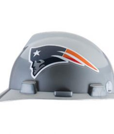 New England Patriots Hard Hat NFL Construction Safety Helmet