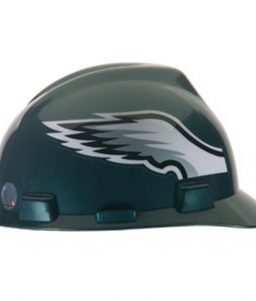 Philadelphia Eagles Hard Hat NFL Construction Safety Helmet