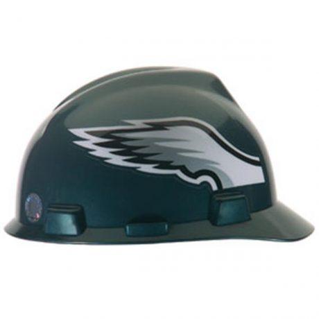 Philadelphia Eagles Hard Hat NFL Construction Safety Helmet