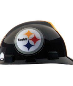 Pittsburgh Steelers Hard Hat NFL Construction Safety Helmet 367eeaf41