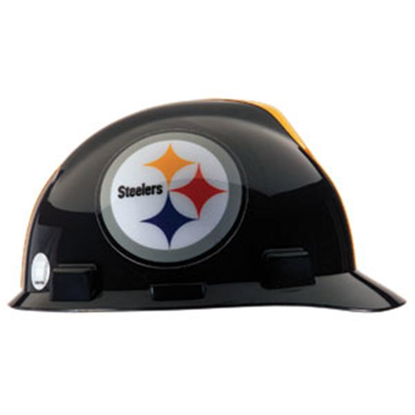 Pittsburgh Steelers Hard Hat Nfl Construction Safety Helmet