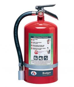 Halotron I Extinguishers