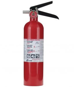 Automotive Extinguishers