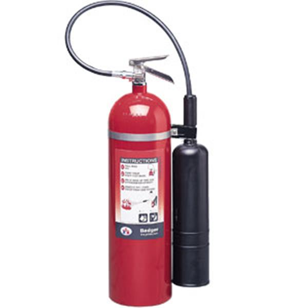 Why Don't C02 Fire Extinguishers Have a Pressure Gauge?